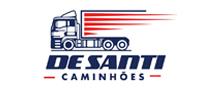De Santi Caminhões Logo