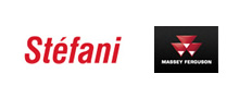 stéfani - massey ferguson logo