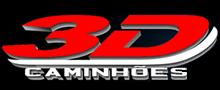 3D Caminhões Logo