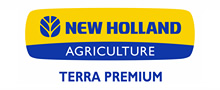 terra premium - new holland logo