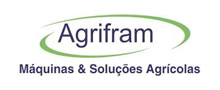 agrifram máquinas e soluções agrícolas logo