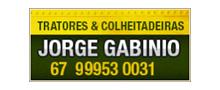 Jorge Gabinio Tratores Logo