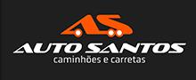 Alex Santos Caminhões Logo