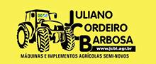 jcb máquinas e implementos agrícolas logo