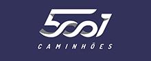 5001 veículos - curitiba logo