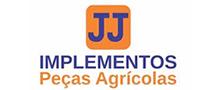 jj implementos e peças agrícolas logo