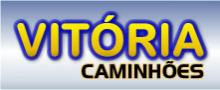 Vitória Caminhões Logo