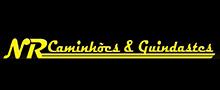 NR Caminhões e Guindastes Logo