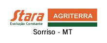Agriterra - Stara - Sorriso Logo