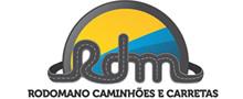 Rodomano Caminhões e Carretas Logo