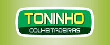 Toninho Colheitadeiras Logo
