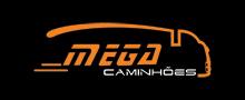 Mega Caminhões PR  Logo