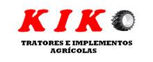 kiko tratores e implementos agricolas logo